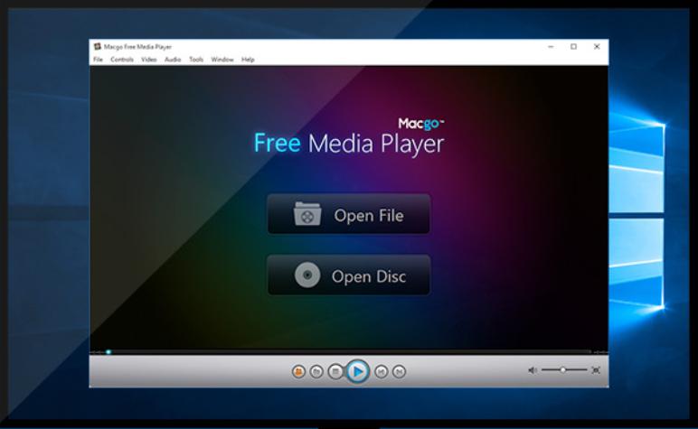Photo of برنامج حديث لتشغيل الفيديو Macgo Free Media Player 2.16.7.2121