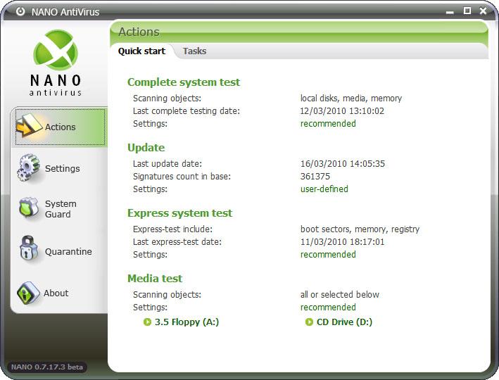 Photo of نانو انتى فيروس برنامج حماية شامل NANO AntiVirus 0.30.26.69483 Beta