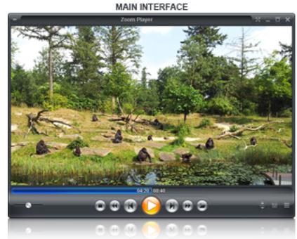 Photo of برنامج مشغل ملفات الفيديو اخر اصدار Zoom Player Home Free 11.0.0