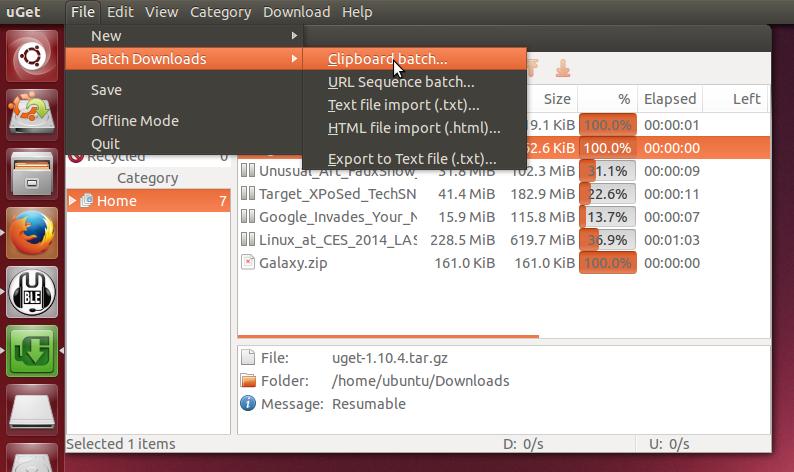 Photo of برنامج التحميل اخر اصدار uGet 2.0.2