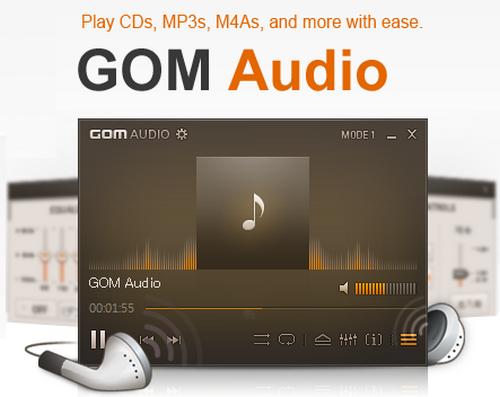 Photo of برنامج مشغل ملفات الصوت GOM Audio 2.1.2.6
