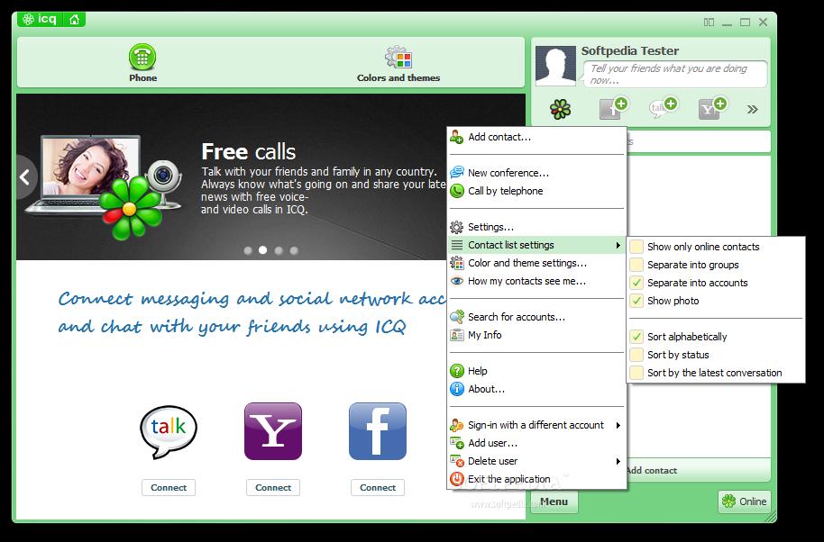 Photo of برنامج الشات اى سى كيو اخر اصدار ICQ 8.4 Build 7786