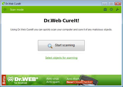 Photo of برنامج الحماية دكتور ويب اخر اصدار Dr.WEB CureIt! 10.0