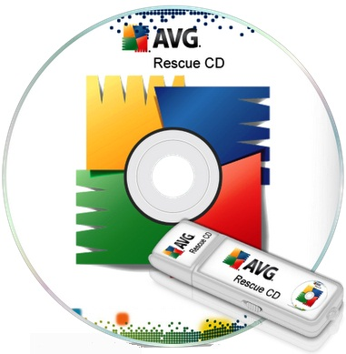 Photo of اسطوانة الطوارىء ايه فى جى  AVG Rescue CD 120.150814