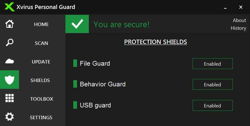 Photo of برنامج الحماية من المالاوير والادوير Xvirus Personal Guard 5.4.1.3