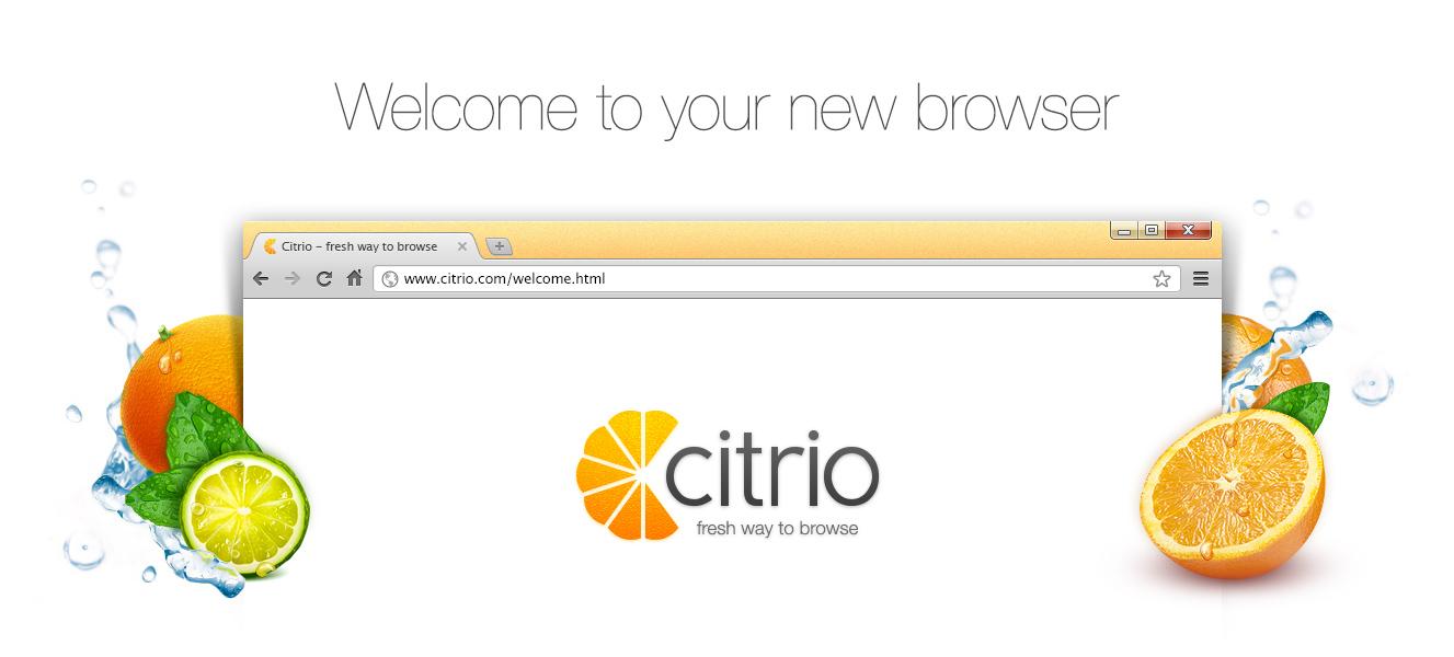 Photo of متصفح رائع وسريع اخر اصدار Citrio 45.0.2454.266