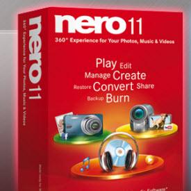 Photo of برنامج نيرو لحرق الملفات الاشهر  Nero 11 11.2.01000