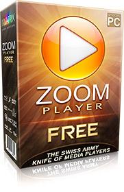 Photo of زووم بلاير مشغل ملفات الفيديو Zoom Player FREE 12.1 Build 1210