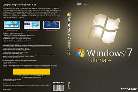 Photo of اسطوانة ويندوز 7 التميت اخر تحديث برابط واحد مباشر Windows 7 Ultimate Full Version ISO [32-64Bit]
